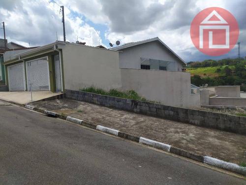 Terreno À Venda, 250 M² Por R$ 145.000,00 - Residencial Dos Lagos - Bragança Paulista/sp - Te1287