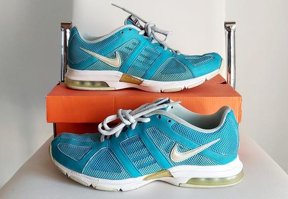 Zapatillas Nike Air Max Mujer Running 38/39 Plant 25,5 Cms