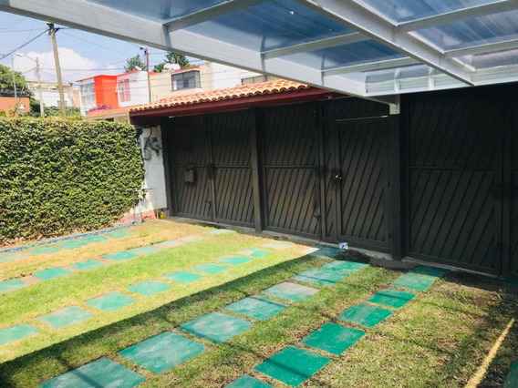 Casa En Boulevares Lomas Verdes Naucalpan 242m2