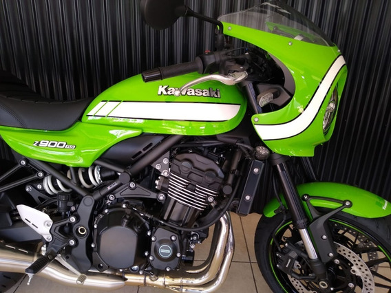 Kawasaki Z900 Rs Cafe No Ducati Scrambler Triumph