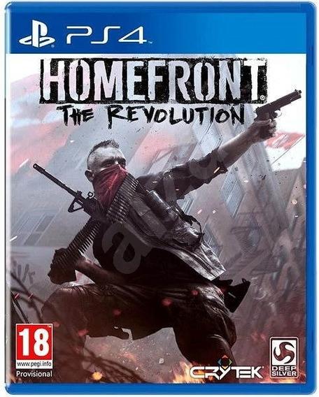 Jogo Homefront: The Revolution - Ps4 - Mídia Física Lacrado