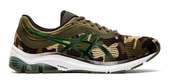 Zapatillas Asics Gel-pulse11 Running Hombre Hunter Green