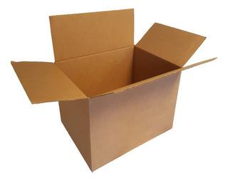 Caja Cartón Envío Paquetería 43 X 21 X 27 Cms 10u