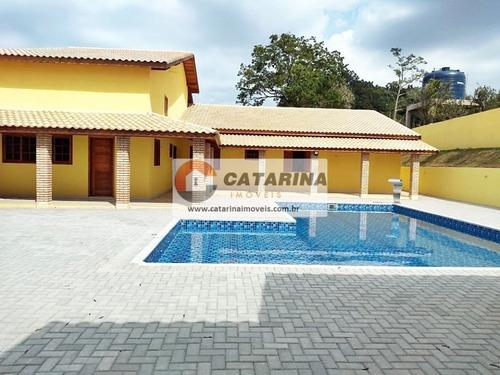 Imagem 1 de 6 de Belíssima Casa De Campo Nova Ao Lado Do Condomínio