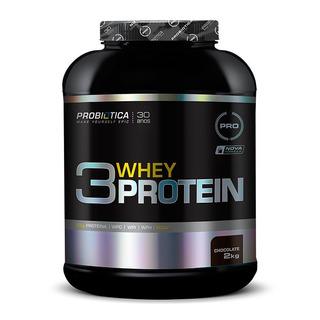 3 Whey Protein (2kg) Probiótica