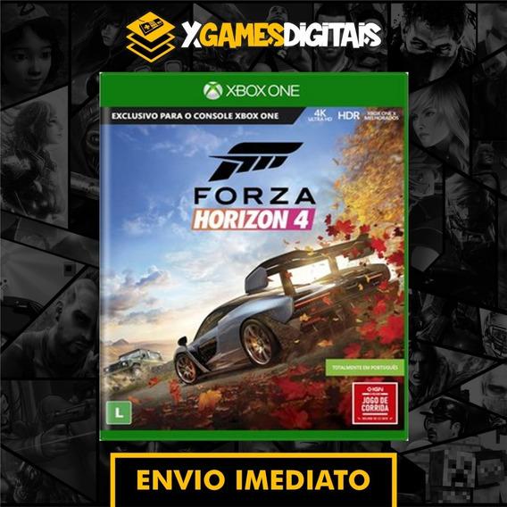 Forza Horizon 4 Xbox One Midia Digital Online Sem Restrição