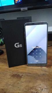 Lg G6 En Caja Con Accesorios + Android 9 + Modo Nocturno S8