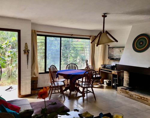 Venta De Casa En El Pinar Sur 3 Dorm Y Jardin