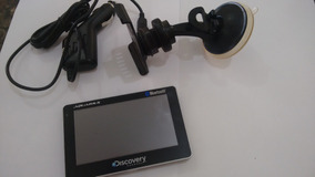 Gps Aquarius Discovery - 4.3 Slim Bluetooth