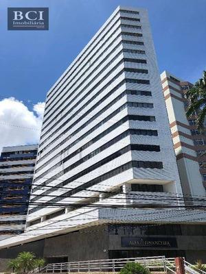 Sala Comercial Para Locação, Espinheiro, Recife. - Sa0002