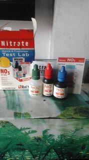Test Para Medir Los Nitratos En Las Aguas De Los Acuarios