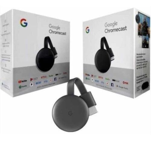 Google Chromecast 3 Generación Convierte Su Tv Smart Full Hd