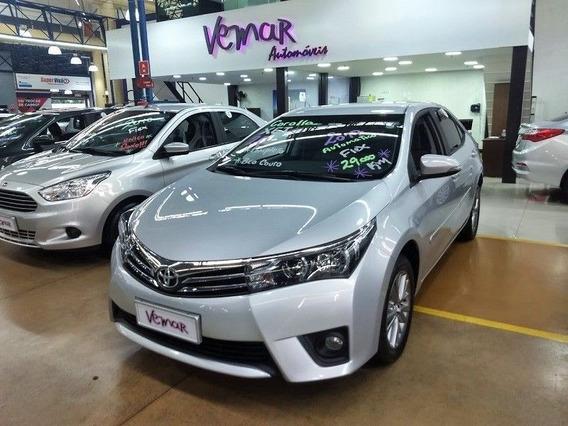Toyota Corolla Xei 2.0 Flex Autom.