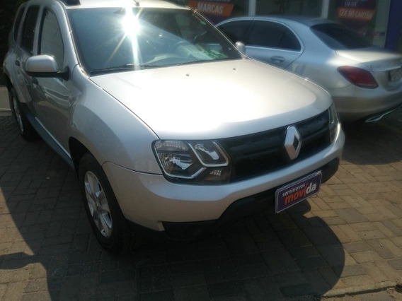 Duster 1.6 16v Sce Flex Expression X-tronic 36167km