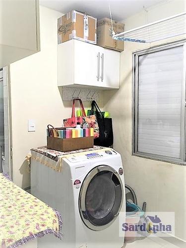 Imagem 1 de 13 de Apartamento Em Vila Suzana  -  São Paulo - 2368