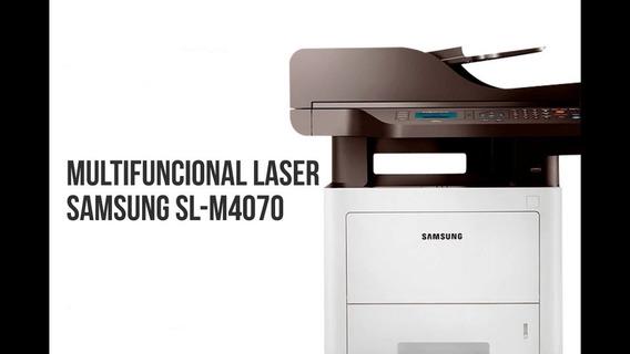 Multifuncional Samsung Slm4070fr M4070 4070 4070fr Sl-m4070