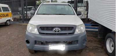 Toyota Hilux 2.5 Cab. Simples 4x2 2p 2011