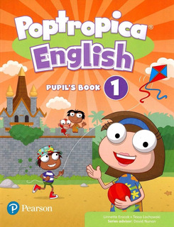 Poptropica English 1 - Pupil