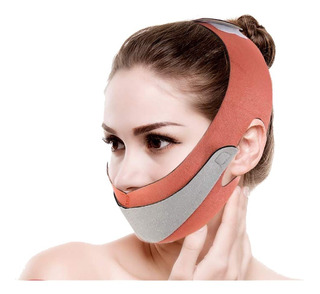 Mascara Facial Neoprene Reductora Papada Faja Adelgazante