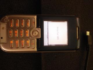 Telefono De Coleccion Sony Ericsson K300a