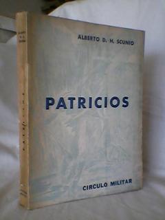 Patricios / Alberto Scunio / Muy Buen Estado