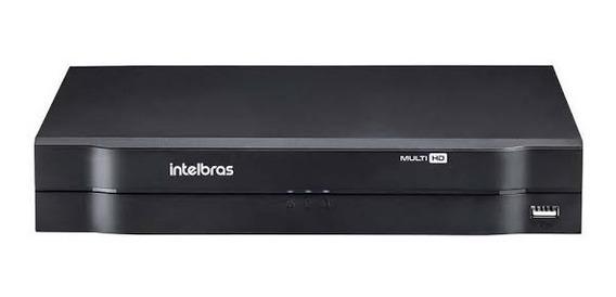 Dvr Intelbras Mhdx 1104 4 Canais Multi Hd G3 - Lançamento
