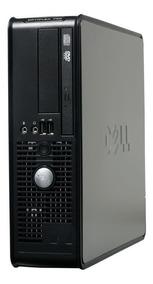 Cpu Dell Optiplex 740 - 2gb Ram - 80gb Hd - Amd 64