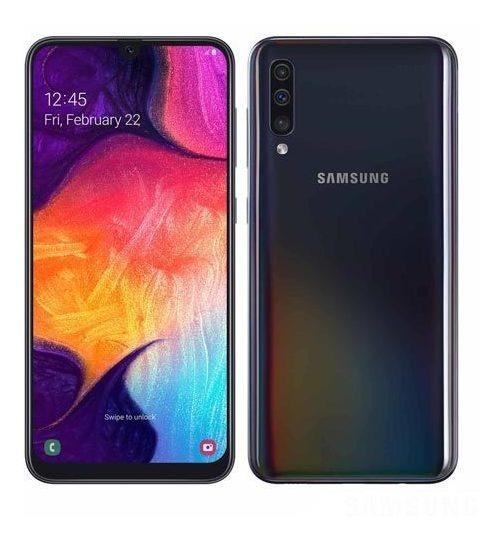 Samsung Galaxy A50 Preto 6.4 4g 128 Gb - Sm-a505gzkszto