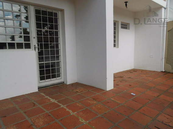 Casa Para Alugar, 250 M² Por R$ 3.800/mês - Chácara Da Barra - Campinas/sp - Ca8622
