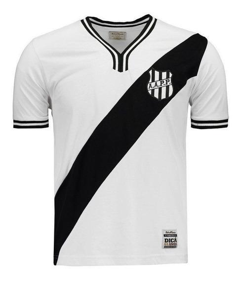 Camisa Retrômania Ponte Preta 1977