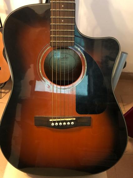 Guitarra Electroacustica Fender ¡no La Permuto Por Nada!