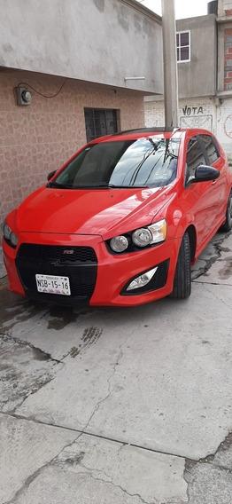 Chevrolet Sonic 1.4 Rs Mt 2014