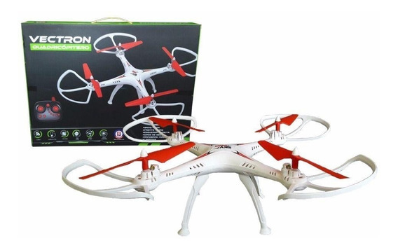Drone Vectron Syma Visuo S/ Câmera Grande + Acessorios !