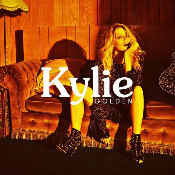 Cd : Kylie Minogue - Golden (cd)