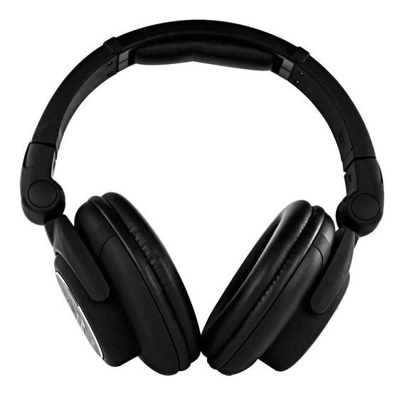 Fone de ouvido Behringer HPX6000 preto