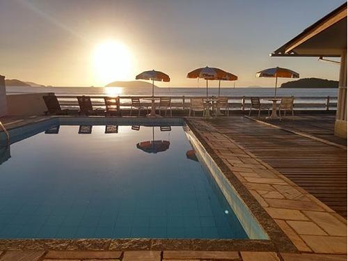 Imagen 1 de 14 de Oportunidad! 2 Areas Hoteleras  Sobre La Playa 36 Hab Brasil