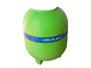 Filtro Pileta Piscina Filplas R40 40000l Sin Carga Ni Cabeza