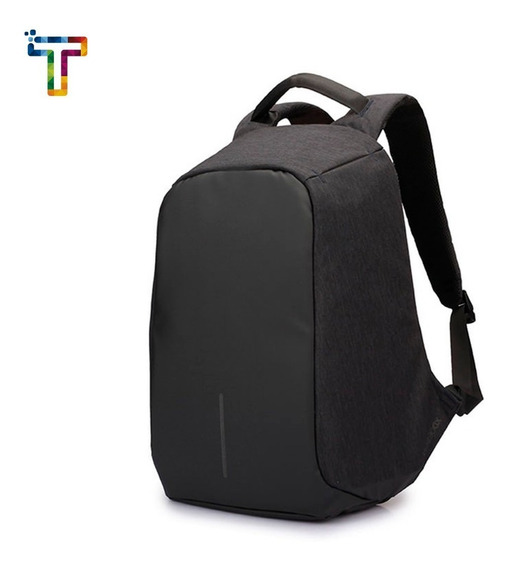 Mochila Porta Notebook Inteligente Antirobo Impermeable Usb