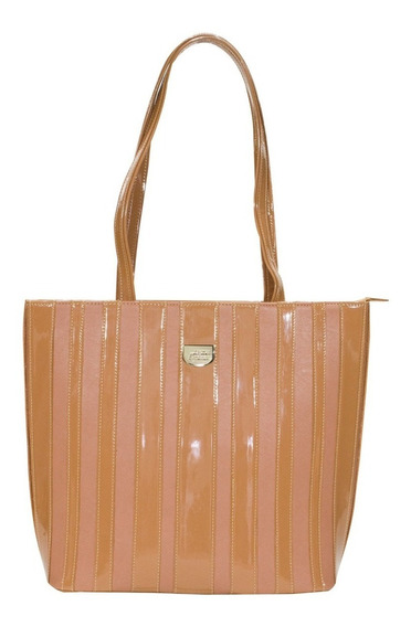 Bolsa Feminina Mônica Sanches Andorra Dark Blush Original
