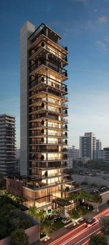 Apartamento Residencial Para Venda, Vila Olímpia, São Paulo - Ap7267. - Ap7267-inc