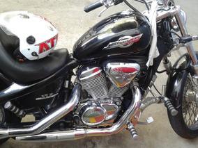 Shadow 600cc - Honda Preta