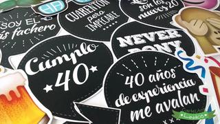 Cartel Cumpleaños Hombre En Mercado Libre Argentina
