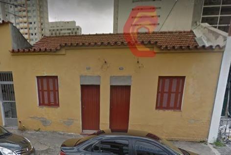 Terreno Comercial Em Localização Privilegiada, Rua De Alta Passagem Ao Lado De Bares E Restaurantes Comercio 24hrs - Te0033