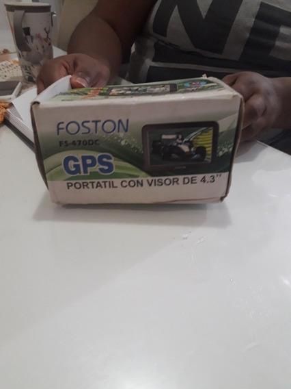 Gps Foston 4.3 Fs - 470dc