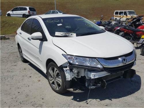 Sucata Peças Honda City Ex Cvt 2016 Automático