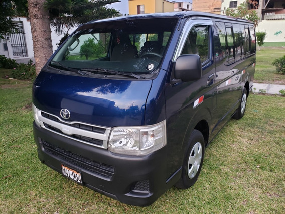 Toyota Hiace 5l 2013