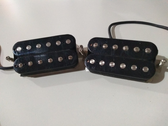 Set Humbucker Originales Washburn Stealth