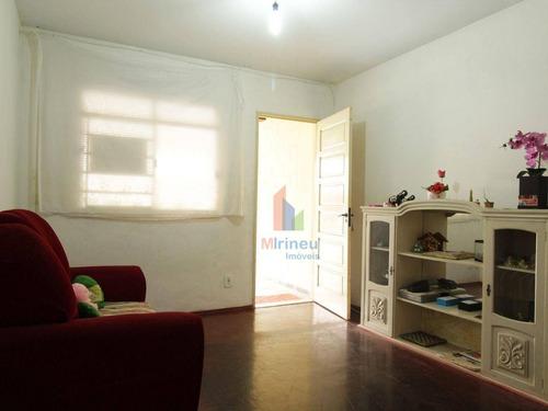 Imagem 1 de 7 de Casa Com 2 Dormitórios À Venda, 62 M² Por R$ 320.000,00 - Vila Maria Eugênia - Campinas/sp - Ca0421