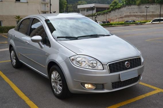 Fiat Linea 1.9 Flex 4p Automatico Completo 2010