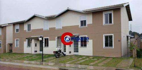 Sobrado Com 2 Dormitórios À Venda, 55 M² Por R$ 320.000 - Jardim Nova Cidade - Guarulhos/sp - So1892